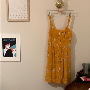 Beautiful summer Madewell dress !